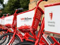 UH bicycle share available on campus