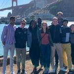 CWRU students traveled to San Francisco during their fall break for Innovation Trek.