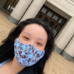Anastasia Tsang, second-year biochemistry major and KSL student assistant