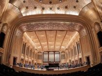 Interior of Severance Hall