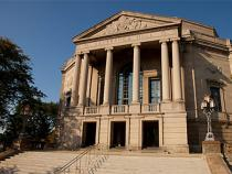 Exterior of Severance Hall