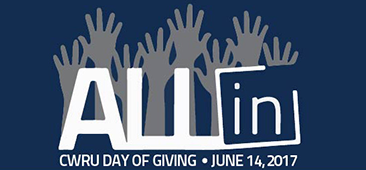 All [in] CWRU Day of Giving June 14, 2017