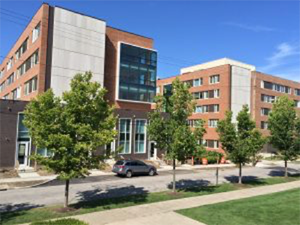 image of Stephanie Tubbs Jones Residence Hall