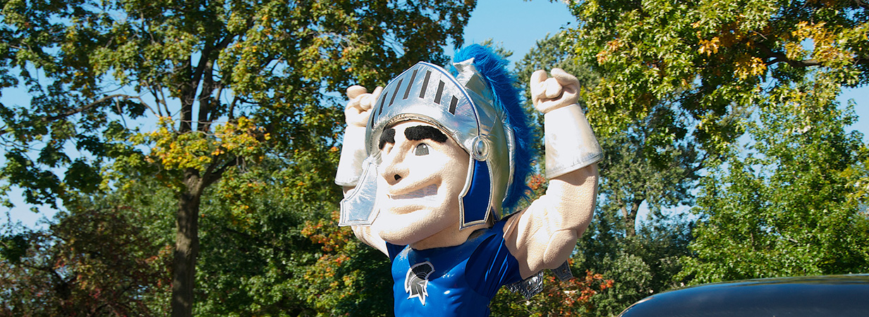 image of Spartan mascot