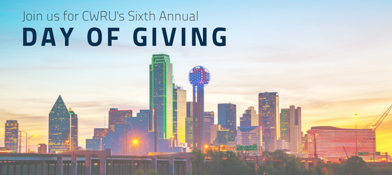 Gay of Giving, Dallas banner