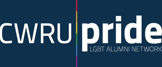 Image of Logo CWRU pride LGBT ALUMNI NETWORK