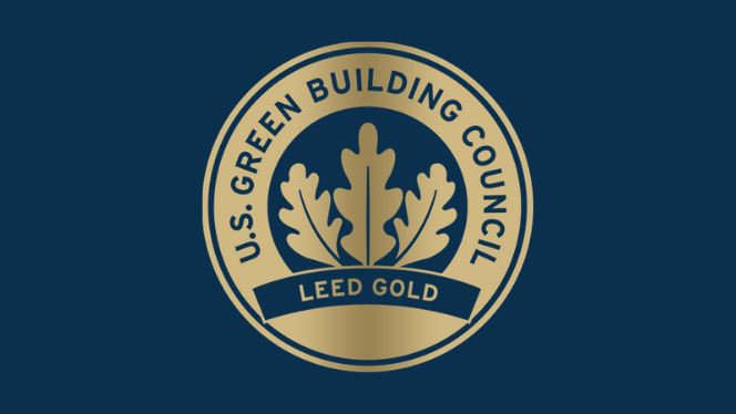 U.S. Green Building Council LEED Gold