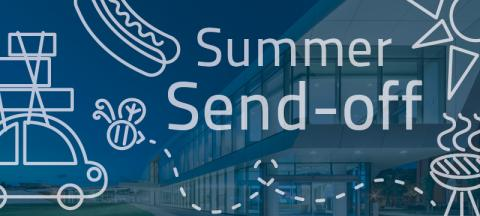 Summer Send-Off Graphic