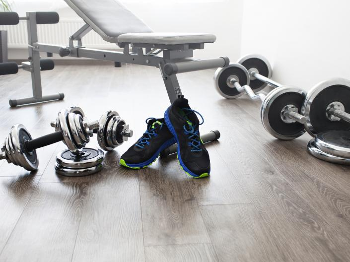 image of exercise equipment