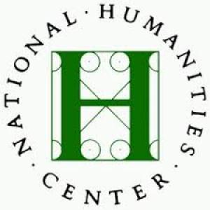Green and black logo for the National Humanities Center