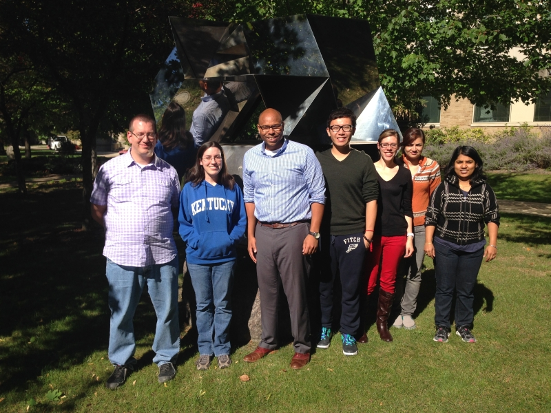 Members of the Tolbert research group