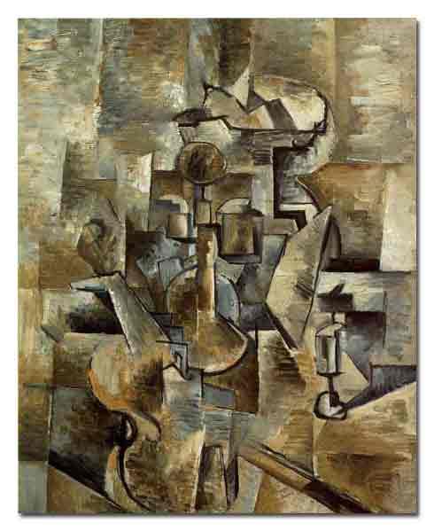 Re quizz sur l 39 art pourquoi pas for Braque peintre