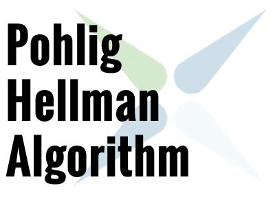 Pohlig Hellman
