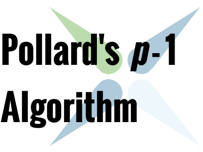 Pollard's p-1