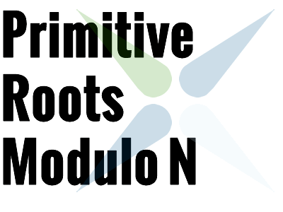 how to find primitive roots