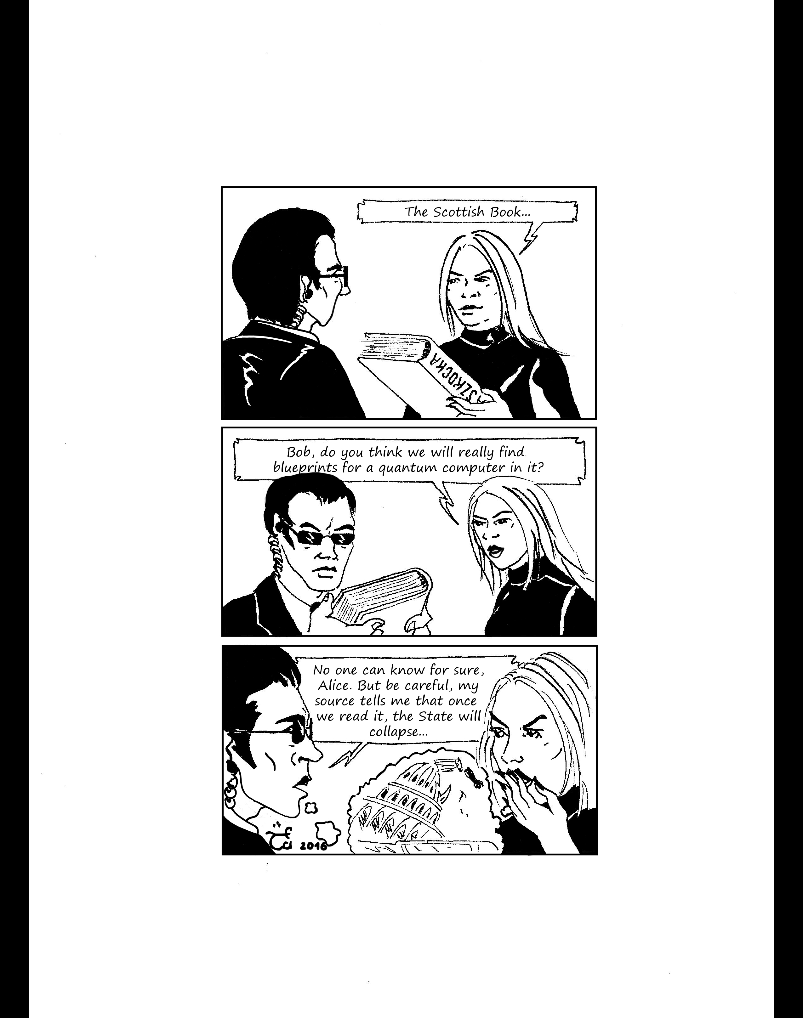 A cartoon
