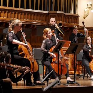 Photo of the Baroque Orchestra