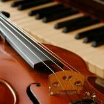 String Instrument and Piano