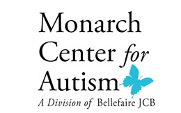 Monarch Center for Autism, A Division of Belfaire JCB logo