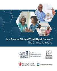 Is a Cancer Trial right for you? The choice is yours