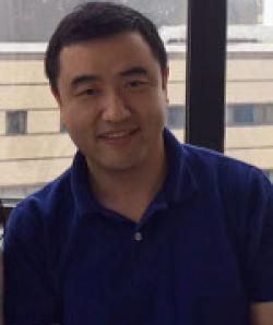 Image of headshot of Fulai Jin