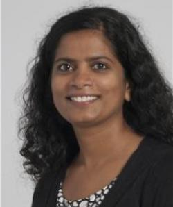 Portrait of Deepa Jagadeesh