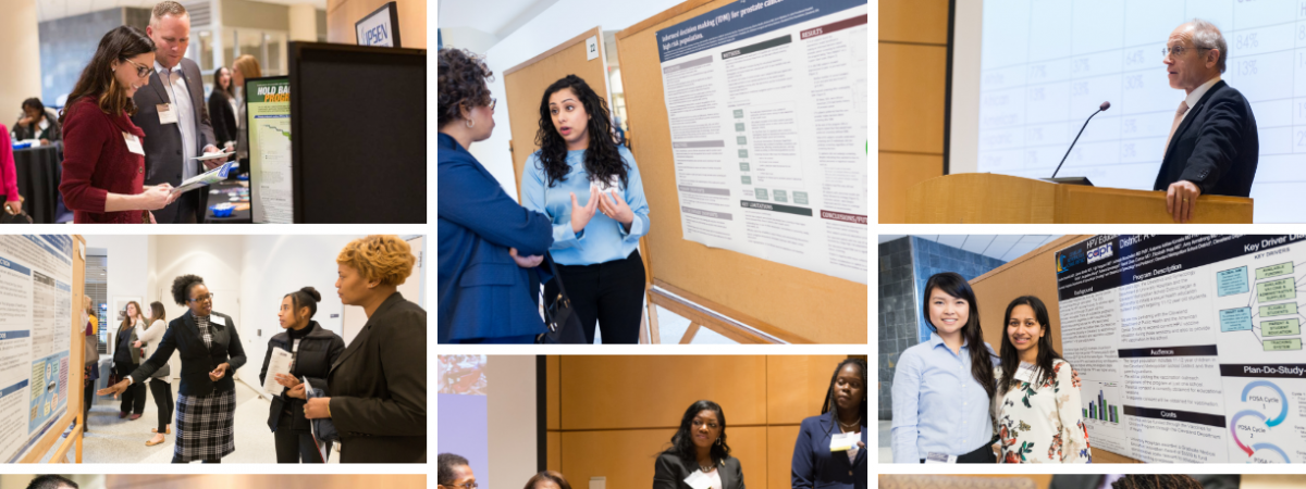 Cancer Disparities Symposium 2018 - photo collage