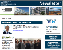 Image of Case CCC Newsletter