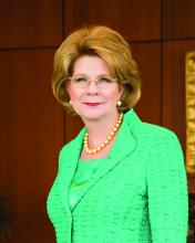 Headshot of Beth Mooney, Chairman and Chief Executive Officer of KeyCorp