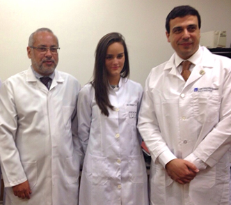 Dr. Fabiane Lopes and other dentists