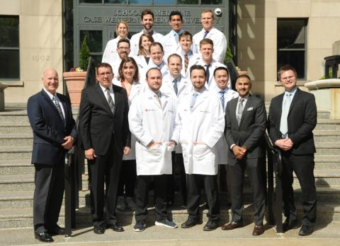 Current OMFS Residents | School of Dental Medicine | Case Western