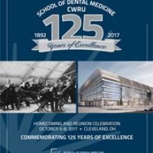 125 Years of Excellence Cover for the Anniversary Book