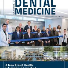 Spring 2019 School of Dental Medicine Magazine