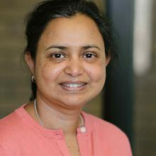Portrait of Dr. Suchitra Nelson