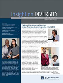 2018 Spring/Summer Insight On Diversity Cover