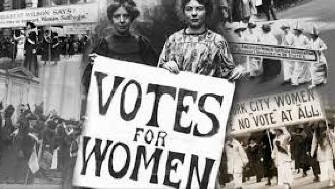 Valiant Women of the Vote