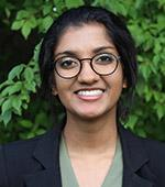 Divya Manoharan head shot
