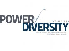 Power of Diversity Lecture Series generic