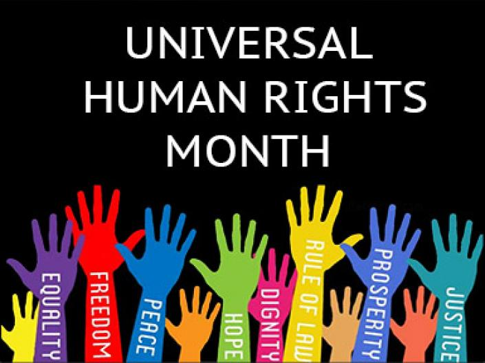 Universal human Rights Month