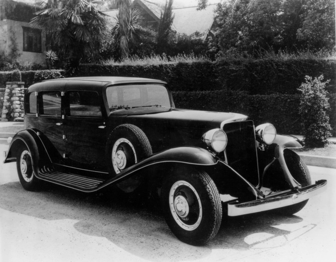 PEERLESS MOTOR CAR CO. | Encyclopedia of Cleveland History | Case ...