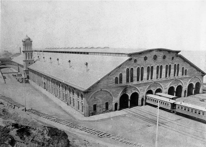 The Union Depot, Cleveland