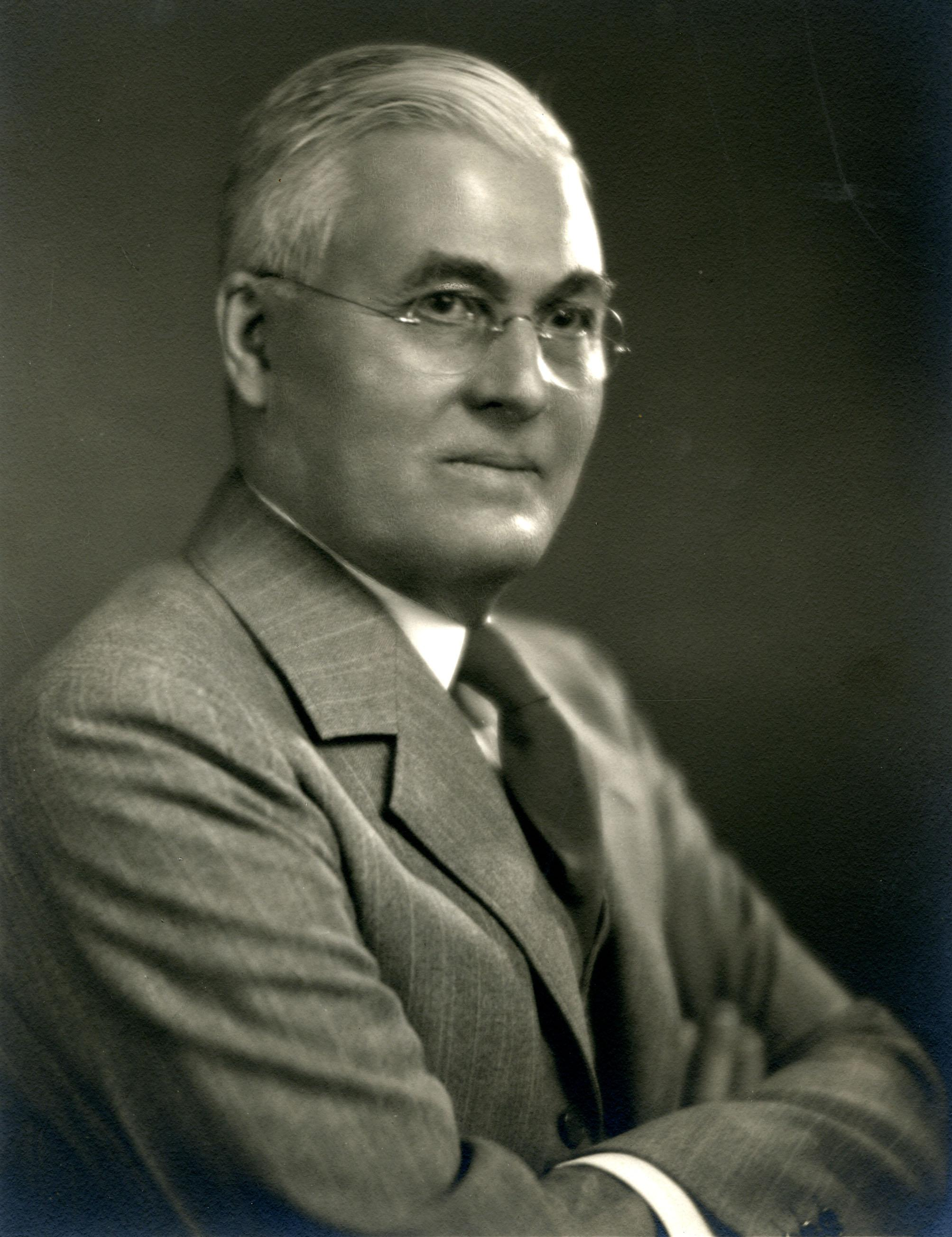 George Crile Portrait