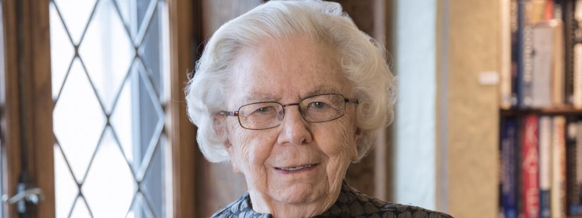 Case Western Reserve University Distinguished Professor Emerita in the Department of Psychological Sciences Jane W. Kessler