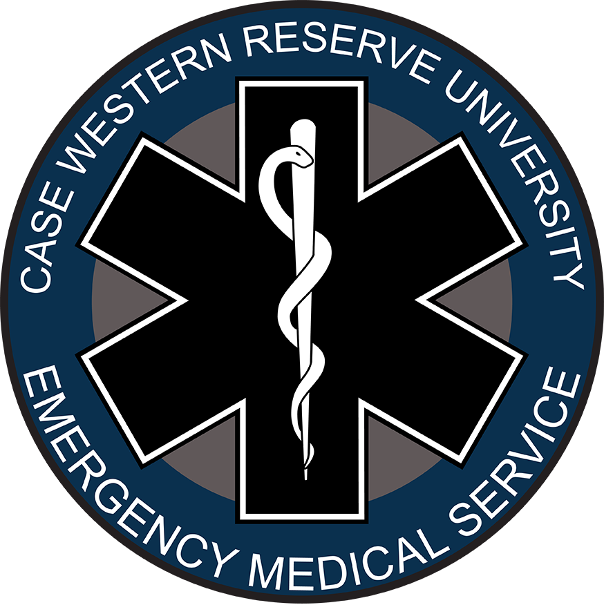 CWRU Emergency medical Service logo