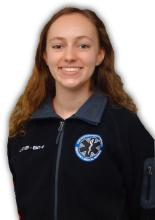 Emily Lockner is the current secretary of CWRU EMS