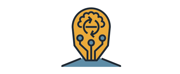 icon of head with brain