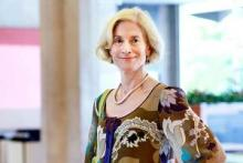 Headshot of University of Chicago philosopher Martha C. Nussbaum