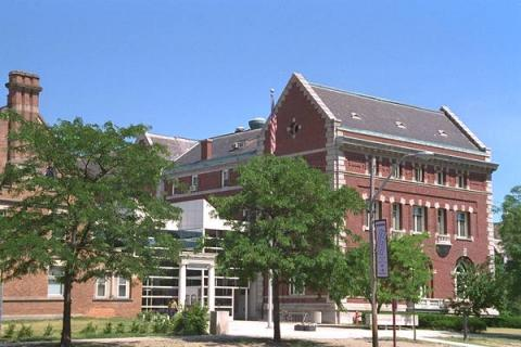 Picture of CWRU Thwing Center