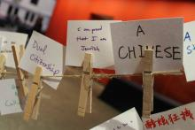 Dual Citizenship; I am proud that I am Jewish; A Chinese; Case Western Reserve University Diversity 360