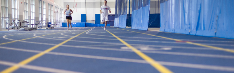 CWRU Veale Athletic Center Track